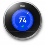 Building automation Nest Thermostat