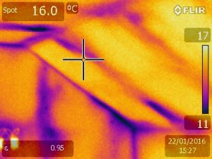 Whitehorse thermal graphic imaging